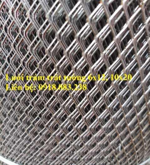 Lưới trám trát tường chống thấm 6x12, 10x20 - niềm tin của mọi công trình2