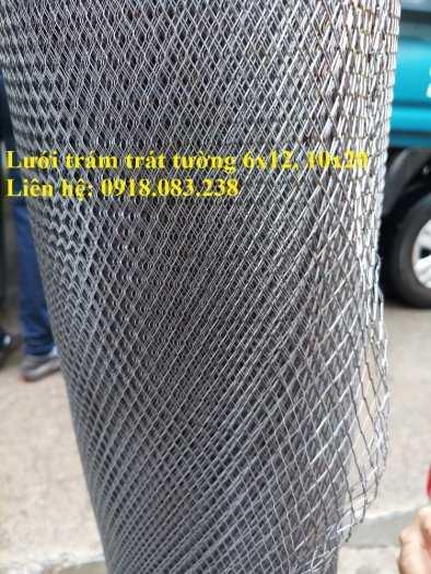 Lưới trám trát tường chống thấm 6x12, 10x20 - niềm tin của mọi công trình1