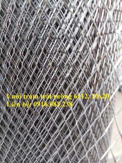 Lưới trám trát tường chống thấm 6x12, 10x20 - niềm tin của mọi công trình0