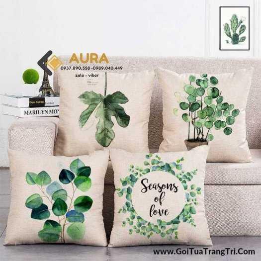Đệm ngồi bệt hình tròn hoa cúc đường kính 40cm đệm ngồi bệt Aura10