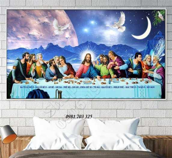 Gạch tranh 3D công giáo6