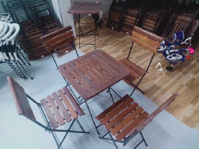 Bàn ghế cafe thanh lý giá tại xưởng sản2