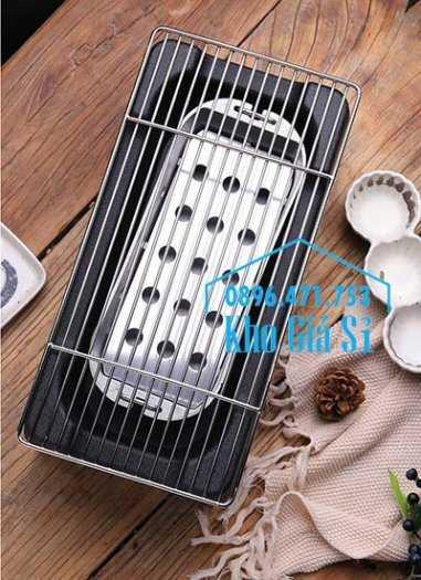 Bếp nướng than kiểu nhật - Bếp nướng Nhật Bản mini nướng trên bàn giá tốt nhất tại TP HCM3