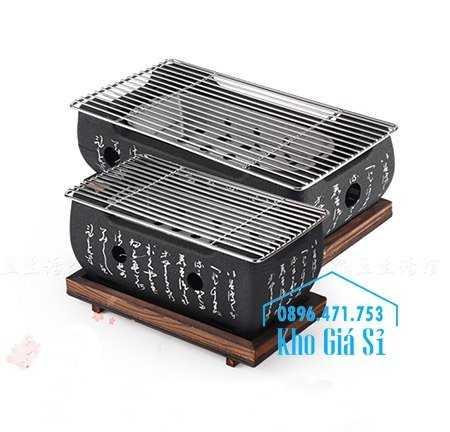 Bếp nướng than kiểu nhật - Bếp nướng Nhật Bản mini nướng trên bàn giá tốt nhất tại TP HCM2