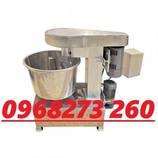 Máy trộn bột nhào bột làm bánh 50L 10kg lần trộn1