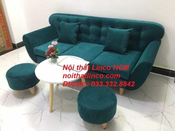 Sofa màu xanh lá | sofa màu xanh rêu | sofa màu xanh lá cây | ghế sofa màu xanh lá | Sofa màu xanh lá giá rẻ | Nội thất Linco HCM tphcm sài gòn đồng nai bình dương hồ chí minh8