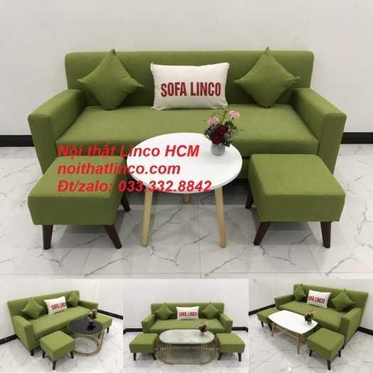 Sofa màu xanh lá | sofa màu xanh rêu | sofa màu xanh lá cây | ghế sofa màu xanh lá | Sofa màu xanh lá giá rẻ | Nội thất Linco HCM tphcm sài gòn đồng nai bình dương hồ chí minh7