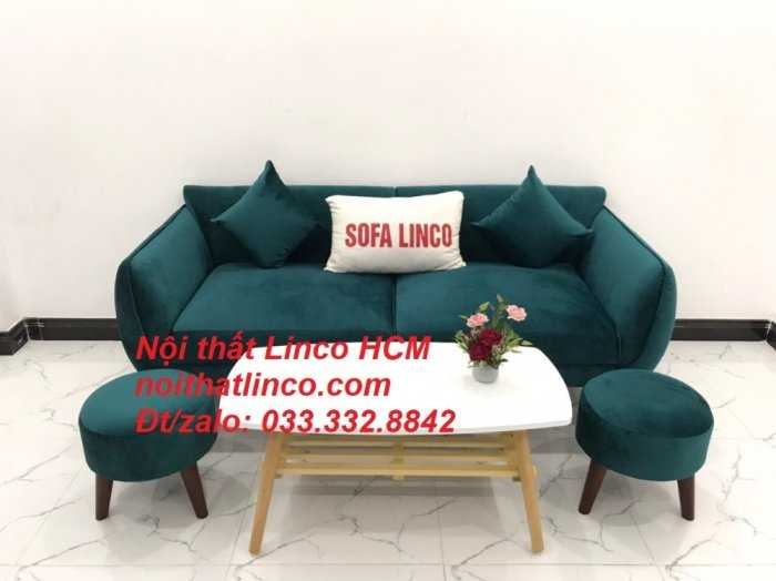 Sofa màu xanh lá | sofa màu xanh rêu | sofa màu xanh lá cây | ghế sofa màu xanh lá | Sofa màu xanh lá giá rẻ | Nội thất Linco HCM tphcm sài gòn đồng nai bình dương hồ chí minh5