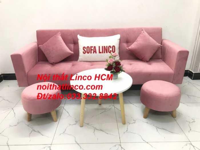 99+ mẫu ghế sofa màu hồng, sofa màu hường, sofa màu hồng phấn, hồng nhạt Nội thất Linco HCM Tphcm Hồ Chí Minh Sài Gòn quận 8 9 10 11 12 Củ chi hóc môn2