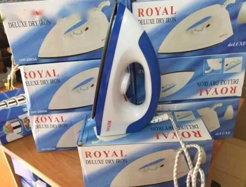 Bàn ủi khô Royal YPF-2003A 1000W1
