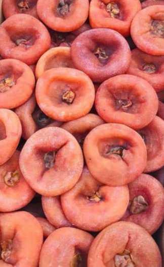 Hủ 500gr Hồng sấy dẻo nguyên trái cao cấp - Food by Mama2