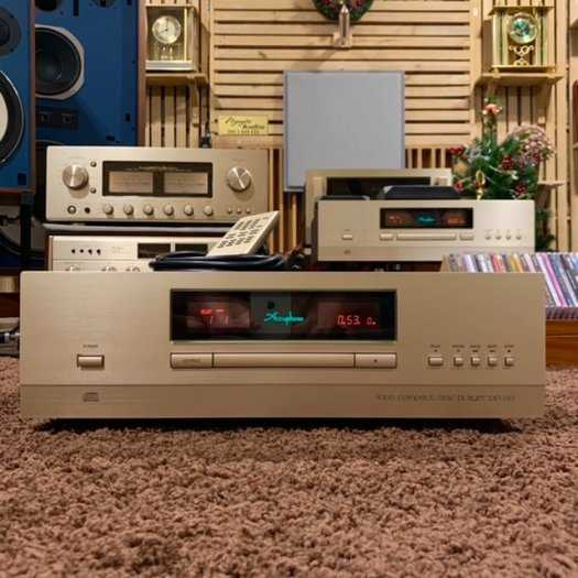 CD Accuphase DP-51010