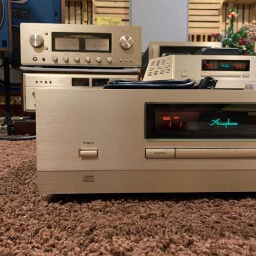 CD Accuphase DP-5109