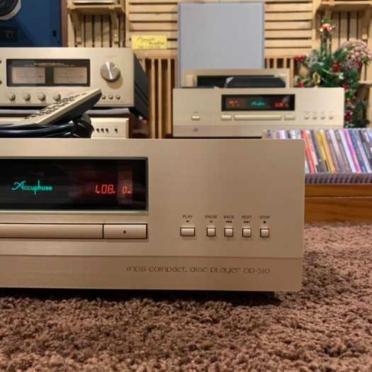 CD Accuphase DP-5108