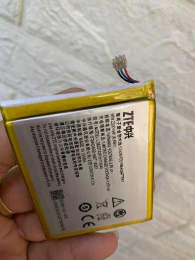 Pin rời cho bộ phát wifi ZTE MF920, MF920V, MF920W+, MF910, MF910S chính hãng5