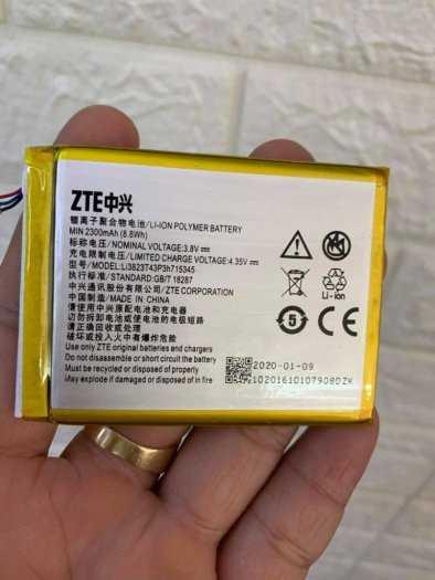 Pin rời cho bộ phát wifi ZTE MF920, MF920V, MF920W+, MF910, MF910S chính hãng3