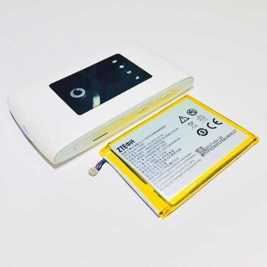 Pin rời cho bộ phát wifi ZTE MF920, MF920V, MF920W+, MF910, MF910S chính hãng2