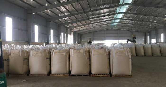Lợi thế Bao jumbo đựng gạo, bao trữ kho lúa gạo.3