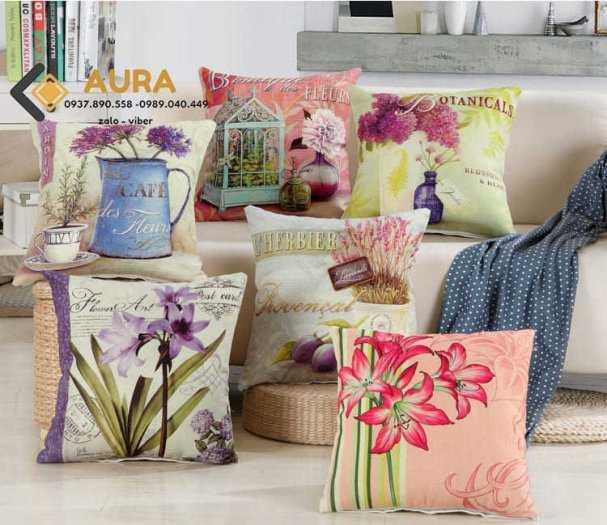 Gối Tựa Lưng Sofa, giao hàng toàn quốc giá sỉ5