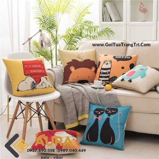 Gối Tựa Lưng Sofa, giao hàng toàn quốc giá sỉ3