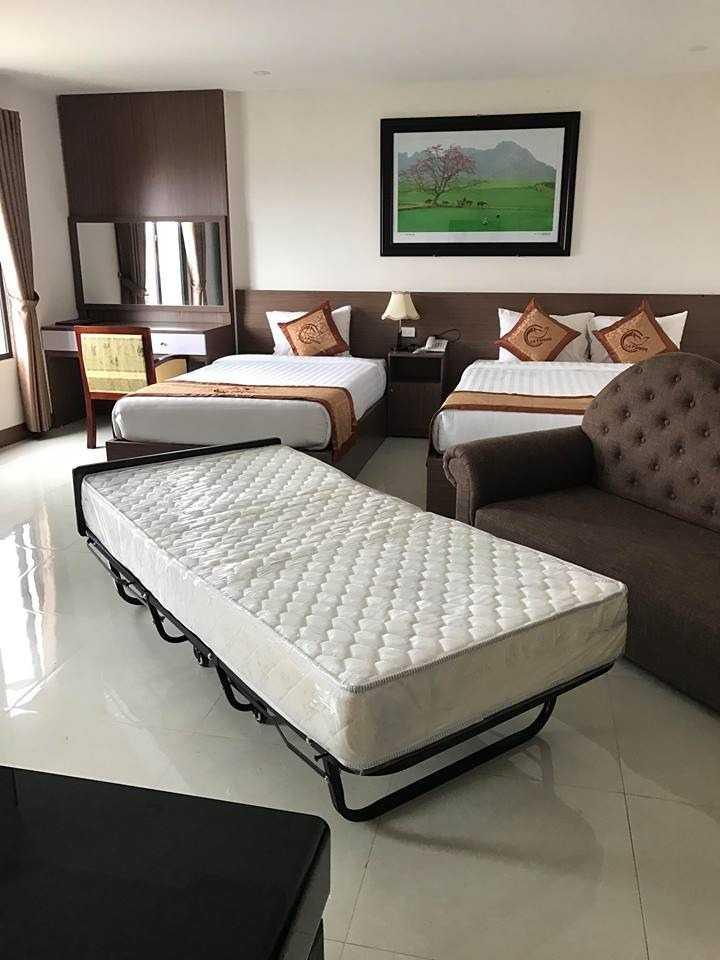 Chuyên cung cấp giường phụ khách sạn tại Hà Nội0