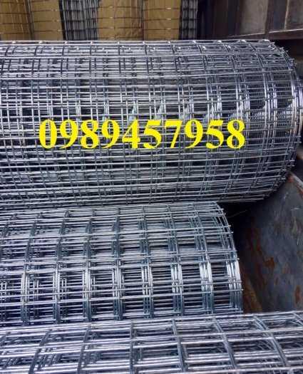 Lưới thép hàn dây 1ly, Lưới mạ kẽm 2ly, Lưới làm giàn lan 3ly và 4ly ô 50x50, 100x10010