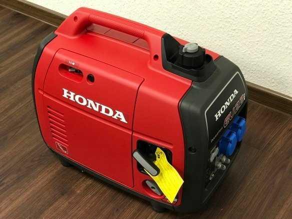 Máy Phát Điện Honda EU22i 2,2Kw1