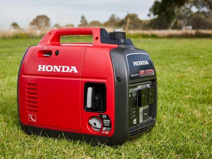 Máy Phát Điện Honda EU22i 2,2Kw0