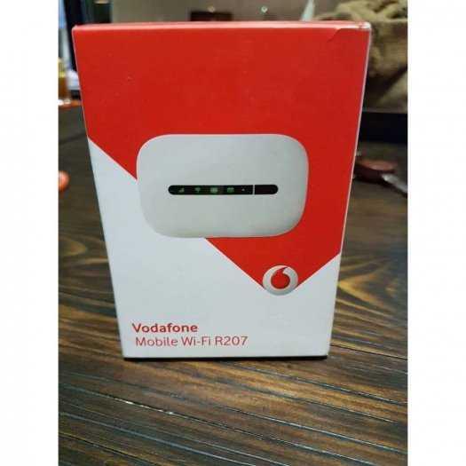 Bộ Phát Wifi 3G Huawei Vodafone R207 (21.6Mb) Chính Hãng Mới6