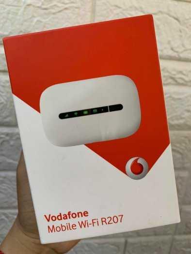 Bộ Phát Wifi 3G Huawei Vodafone R207 (21.6Mb) Chính Hãng Mới2