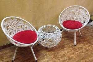 Bộ ghế xích đu cà phê sân vườn cao cấp giá rẻ tại xưỡng0