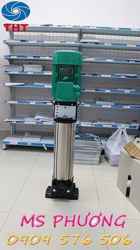Bán máy bơm trục đứng Wilo Helix First chính hãng giá tốt0