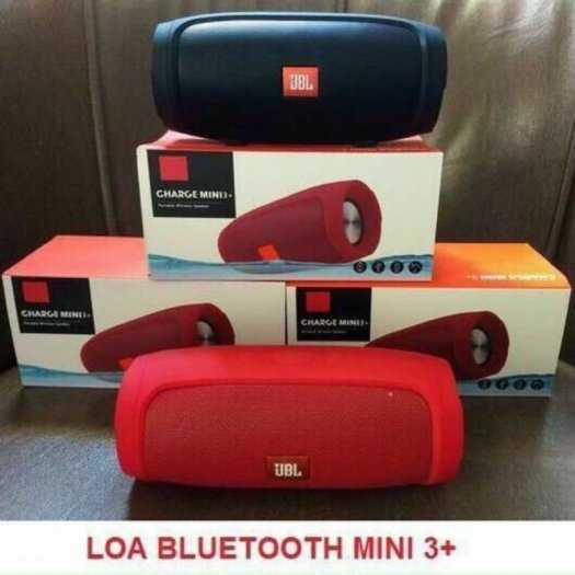 Loa jbl bluetooth charge mini 3+ cực hay Hỗ Trợ Cắm Thẻ Nhớ Và Usb8
