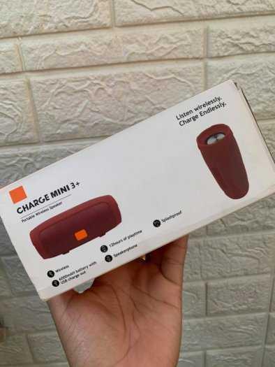 Loa jbl bluetooth charge mini 3+ cực hay Hỗ Trợ Cắm Thẻ Nhớ Và Usb2