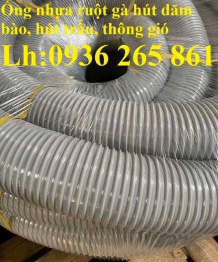Ống nhựa ruột gà lắp máy hút bụi công nghiệp phi168 hàng cao cấp23
