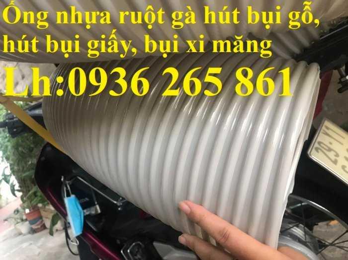 Ống nhựa ruột gà lắp máy hút bụi công nghiệp phi168 hàng cao cấp19