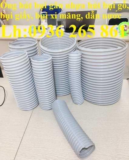 Ống nhựa ruột gà lắp máy hút bụi công nghiệp phi168 hàng cao cấp11