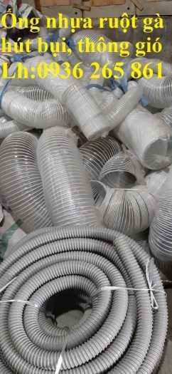 Ống nhựa ruột gà lắp máy hút bụi công nghiệp phi100 chất lượng cao26