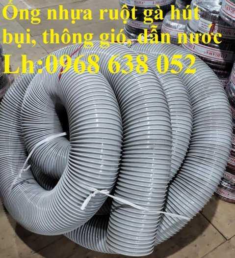 Ống nhựa ruột gà lắp máy hút bụi công nghiệp phi100 chất lượng cao11