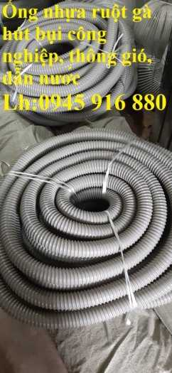 Ống nhựa ruột gà lắp máy hút bụi công nghiệp phi100 chất lượng cao8