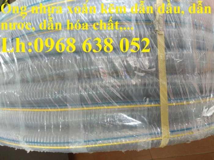 Ống nhựa mềm lõi thép Phi 13 Phi 16 Phi 19 giá tốt nhất Mới 100%, giá29