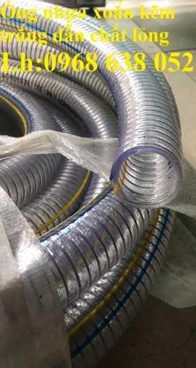Ống nhựa mềm lõi thép Phi 13 Phi 16 Phi 19 giá tốt nhất Mới 100%, giá22