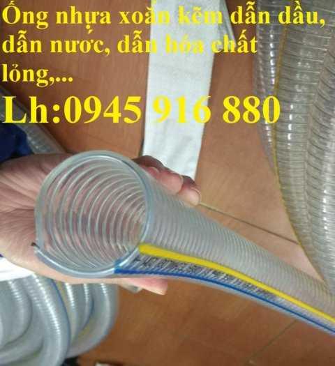 Ống nhựa mềm lõi thép Phi 13 Phi 16 Phi 19 giá tốt nhất Mới 100%, giá21