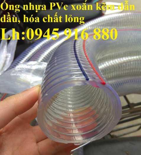 Ống nhựa mềm lõi thép Phi 13 Phi 16 Phi 19 giá tốt nhất Mới 100%, giá17