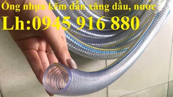 Ống nhựa mềm lõi thép Phi 13 Phi 16 Phi 19 giá tốt nhất Mới 100%, giá14