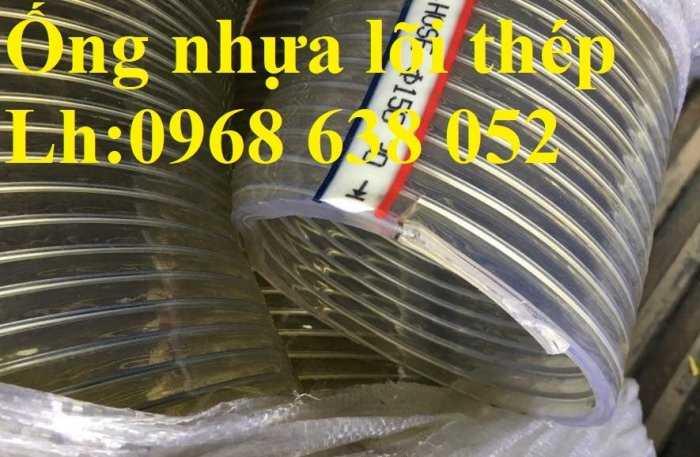 Ống nhựa mềm lõi thép Phi 13 Phi 16 Phi 19 giá tốt nhất Mới 100%, giá11