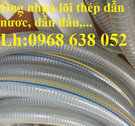 Ống nhựa mềm lõi thép Phi 13 Phi 16 Phi 19 giá tốt nhất Mới 100%, giá10