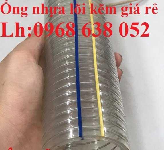 Ống nhựa mềm lõi thép Phi 13 Phi 16 Phi 19 giá tốt nhất Mới 100%, giá7