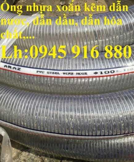 Ống nhựa mềm lõi thép Phi 13 Phi 16 Phi 19 giá tốt nhất Mới 100%, giá5