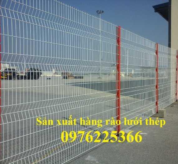 Hàng rào lưới thép D4 mắt 50x200, D4 a70x200, D5 a50x2007